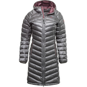 Yeti Pearth Down Coat Women smoke